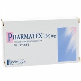 Mini ovule Pharmatex x10 mini ovules