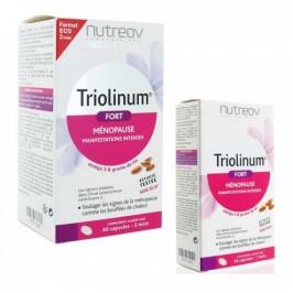 NUTREOV TRIOLINUM FORT MENOPAUSE 60 CAPSULES + 30 OFFERTES