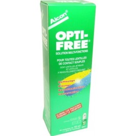 OPTI-FREE SOLUTION MULTI-FONCTION LENTILLES DE CONTACT
