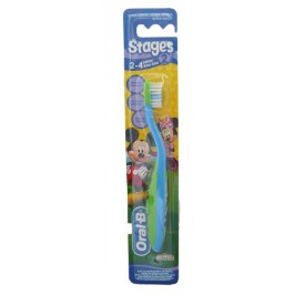 ORAL B STAGES 2 2/4 ANS 1 brosse
