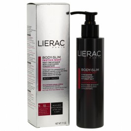 Lierac Body-slim destock nuit concentré amincissant intensif flacon 200ml