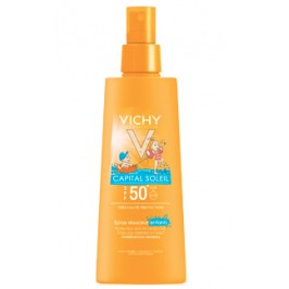 Vichy Capital Soleil Spray Douceur Enfants SPF50+ 200ml