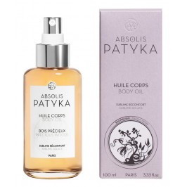 PATYKA PRECIOUS WOODS BODY OIL