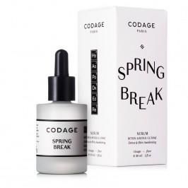 Codage Sérum Spring Break Détox Et Réveil Cutané 30ml