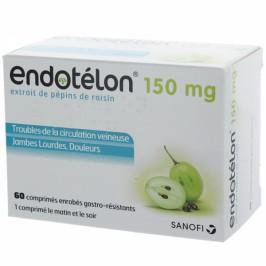 Endoleton 150 mg 60 comprimés enrobés gastro-résistant