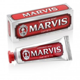 MARVIS DENT MENTHE CANNELLE ROUGE T/75ML