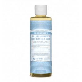 Dr Bronner's Savon Liquide Sans Parfum 473ml