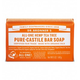 Dr Bronner's Tea Tree pain 140g