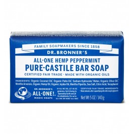 BRONNERS MENTHE PAIN 140G