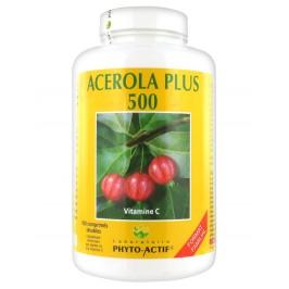 Acerola +500cp bte/100