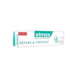 ELMEX SENSIT PROF REPARE ET PREVIENT TUBE 75ML