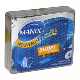 MANIX PRESERV SUPER 4