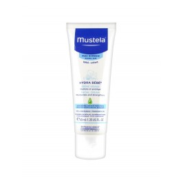 MUSTELA NEW HYDRA BEBE CR TUB 40ML