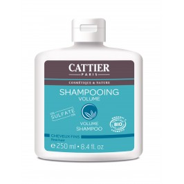 Cattier Shampooing Volume 250ml