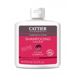 CATTIER SH COULEUR SS SULF 250ML