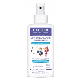 Cattier Lotion Capillaire Protectrice 200ml