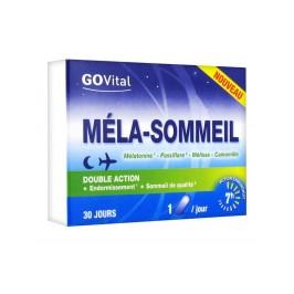 GOVITAL MELA-SOMMEIL BTE 30