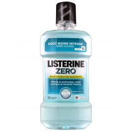 Listerine Zéro 500 ml