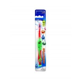 Elgydium Brosse à Dents Kids Monster 2-6 ans