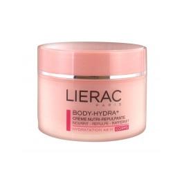 Lierac Body-Hydra+ Crème Nutri-Repulpante 200 ml