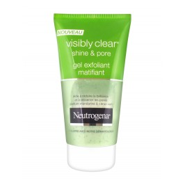 Neutrogena Visibly Clear Shine & Pore Gel Exfoliant Matifiant 150 ml