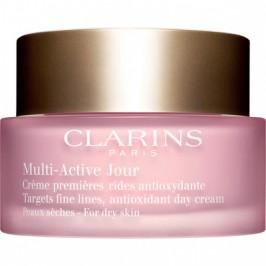 Clarins Multi-Active Jour Crème Anti Oxydant peaux Sèches 50ml