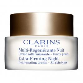 Clarins Multi-Régénérante Crème Raffermissante Nuit Toutes Peaux