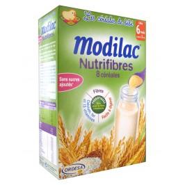 Modilac Nutrifibres de 6 Mois à 3 Ans 300 g