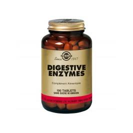 Solgar Digestive Enzyme 100 Comprimés