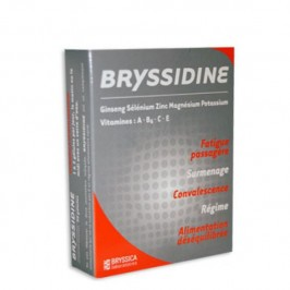 Bryssidine Gélules Boîtes de 30