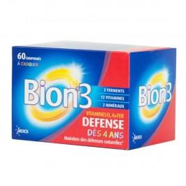 Bion 3 junior 60 comprimés