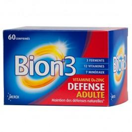 Bion 3 adultes 60 capsules