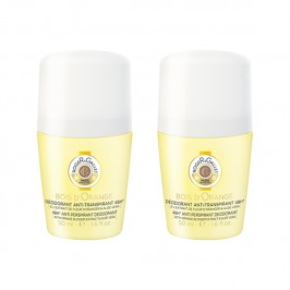 Roger&Gallet déodorant bois d'orange 2x50ml