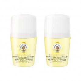 Roger&Gallet déodorant bois d'orange 2x50ml