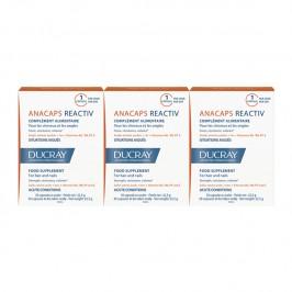 Ducray anacaps reactiv 3x30 capsules