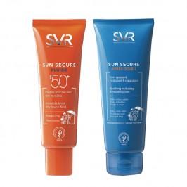 SVR sun secure fluide toucher sec fini invisible spf50+ 50ml