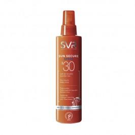 SVR sun secure spray lait en brume toucher sec spf30 200ml