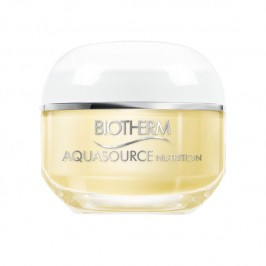 Biotherm aquasource nutrition baume ultra nourrissant pot 50ml