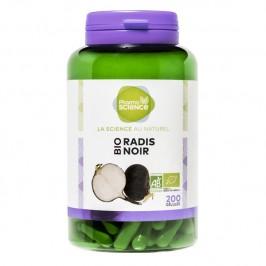 Pharmascience radis noir 200 gélules