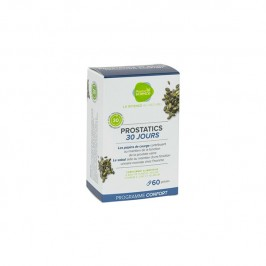 Pharmascience programme prostatics 30 jours 60 gélules