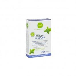 Pharmascience programme stress 14 jours 28 comprimés