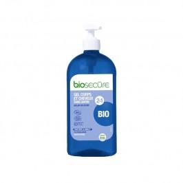Biosecure gel corps et cheveux sans savon 730ml