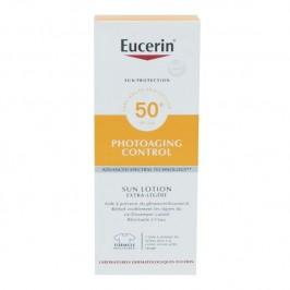 Eucerin Sun 50+ lait anti-âge 150ml