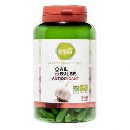 Pharmascience ail bulbe bio 200 gélules