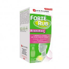 FORTE RUB BRONCHES SIROP 200ML