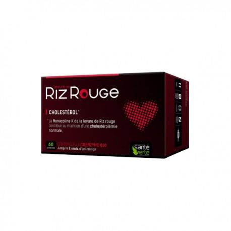 Santé Verte Levure de Riz Rouge + 30 comprimés