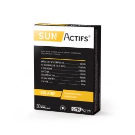 Argan SunActifs Solaire 30 gélules