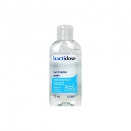 BACTIDOSE GEL NETT FL/75ML