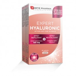Forté Pharma Expert Hyaluronic 45 Gélules + 15 Gélules Offertes