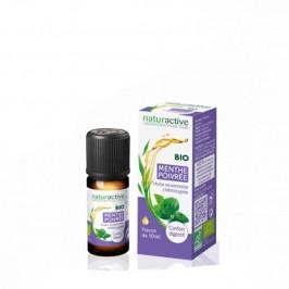 Naturactive huile essentielle menthe poivrée 10ml